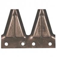 3441261 Podwójne ostrze 3 mm gładkie ESM