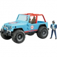 U02541 Jeep Cross-country niebieski