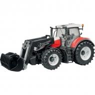 U03181 Traktor Steyr 6300 Terrus z ładowaczem czołowym