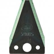 59015KR Nóż, otwór 5,5 mm BCS Europa