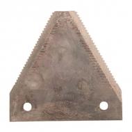 75GEZ Ostrze noża, z zębami DIN 75