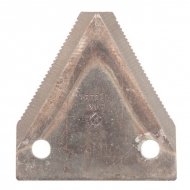 DIN11300 Ostrze 3 mm z zębami, otwór 8,5 mm