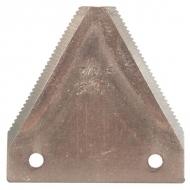 B102N Ostrze noża, z zębami 75 x 76 x 2