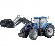 U03121 Traktor New Holland T7.315 z ładowaczem