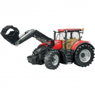 U03191 Traktor Case IH Optum 300 CVX z ładowaczem czołowym