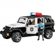U02526 Samochód policyjny Jeep Rubicon