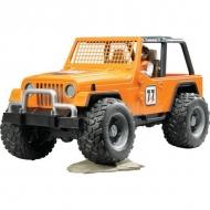 U02542 Jeep Cross-country pomarańczowy