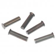 51428V Nity z łbem stożkowym Kramp, 5,25 x 28 mm, 0,5 kg