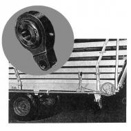 LFDE150350 Sprzęgło jednokierunkowe 35 R.