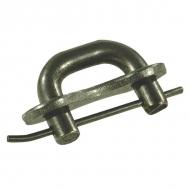 VE1131GA Łącznik łańcucha 11x31 ocynkowany