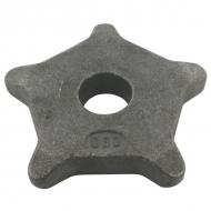 SG128052 Koło łańcuchowe 12x80 5Z 35R