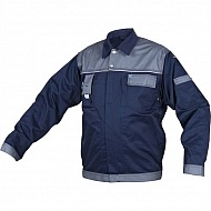 19601030091060 Bluza robocza GWB, granatowo szara, roz. 2XL