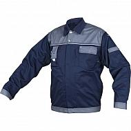 19601030091066 Bluza robocza GWB, granatowo szara, roz. 4XL