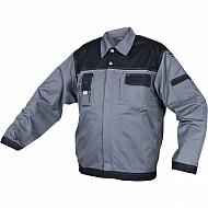 19601030090048 Bluza robocza GWB, szaro-czarna, roz. S