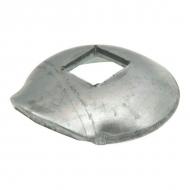 56805211020081 Nakładka palca, metalowa, pasuje do PZK