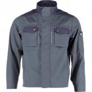 KW101030082054 Kurtka, bluza robocza zielono-granatowa L, Kramp Original
