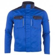 KW101030083056 Kurtka, bluza robocza niebiesko-granatowa XL, Kramp Original