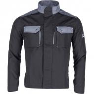 KW101030089044 Kurtka, bluza robocza czarno-szara 2XS, Kramp Original