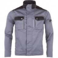 KW101030090054 Kurtka, bluza robocza szaro-czarna L, Kramp Original