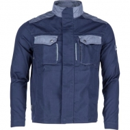 KW101030091056 Kurtka, bluza robocza granatowo-szara XL, Kramp Original