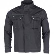 KW101024001044 Bluza robocza czarna 2XS, Kramp Original Light