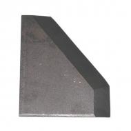 KM88340 Podpora ukośna lewa 150 x 8 mm