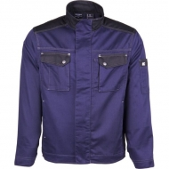KW101024079048 Bluza robocza granatowo-czarna S, Kramp Original Light
