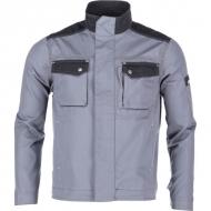 KW101024090054 Bluza robocza szaro-czarna L, Kramp Original Light
