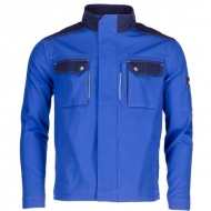 KW101035083044 Bluza robocza niebiesko-granatowa 2XS, Kramp Original