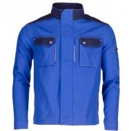 KW101035083066 Bluza robocza niebiesko-granatowa 4XL, Kramp Original