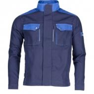 KW101035085060 Bluza robocza granatowo-niebieska 2XL, Kramp Original