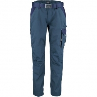 KW102030082080 Spodnie robocze zielono-granatowe XS, Kramp Original