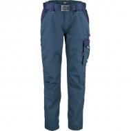 KW102030082128 Spodnie robocze zielono-granatowe 4XL, Kramp Original