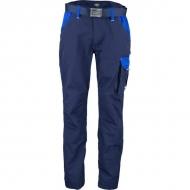KW102030085134 Spodnie robocze granatowo-niebieskie 5XL, Kramp Original