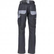 KW102030089114 Spodnie robocze czarno-szare 2XL, Kramp Original