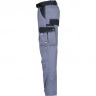 KW102030090106 Spodnie robocze szaro-czarne XL, Kramp Original