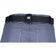 KW102030090114 Spodnie robocze szaro-czarne 2XL, Kramp Original