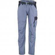 KW102030090128 Spodnie robocze szaro-czarne 4XL, Kramp Original