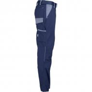KW102030091085 Spodnie robocze granatowo-szare S, Kramp Original