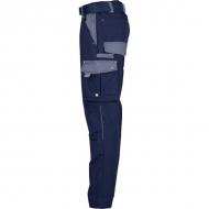 KW102030091092 Spodnie robocze granatowo-szare M, Kramp Original