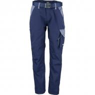 KW102030091134 Spodnie robocze granatowo-szare 5XL, Kramp Original