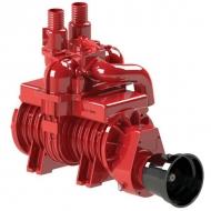MEC5000MDU Sprężarka podwójne przyłącze zbiornika BP