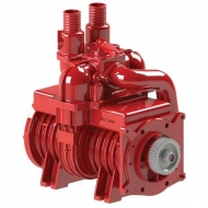 MEC8000GDU Sprężarka podwójne przyłącze zbiornika BP