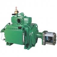 WPT600HFR Sprężarka, napęd hydrauliczny B.P.
