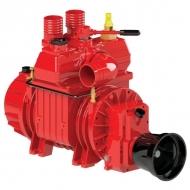 MEC11000MDU Sprężarka podwójne przyłącze zbiornika BP