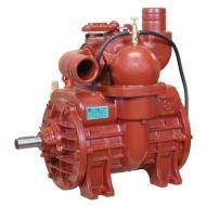 MEC11000PB Sprężarka napęd pasowy+Ballast BP