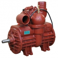 MEC13500P Sprężarka napęd pasowy BP