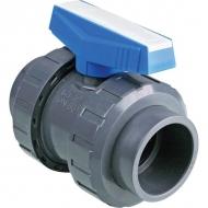 KS40401GP Zawór kulowy z PCW 40mm