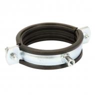 RS280116 Obejma rurowa na obciążenia ciężkie z gwintem wewnętrznym, 108 - 116 mm