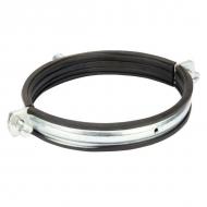 RS280250 Obejma rurowa na obciążenia ciężkie z gwintem wewnętrznym, 244 - 250 mm